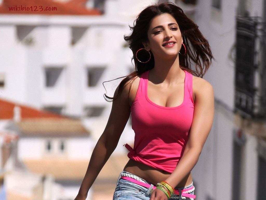 Shruti Haasan wiki Bio Age Figure size Height HD Images Wallpapers Download