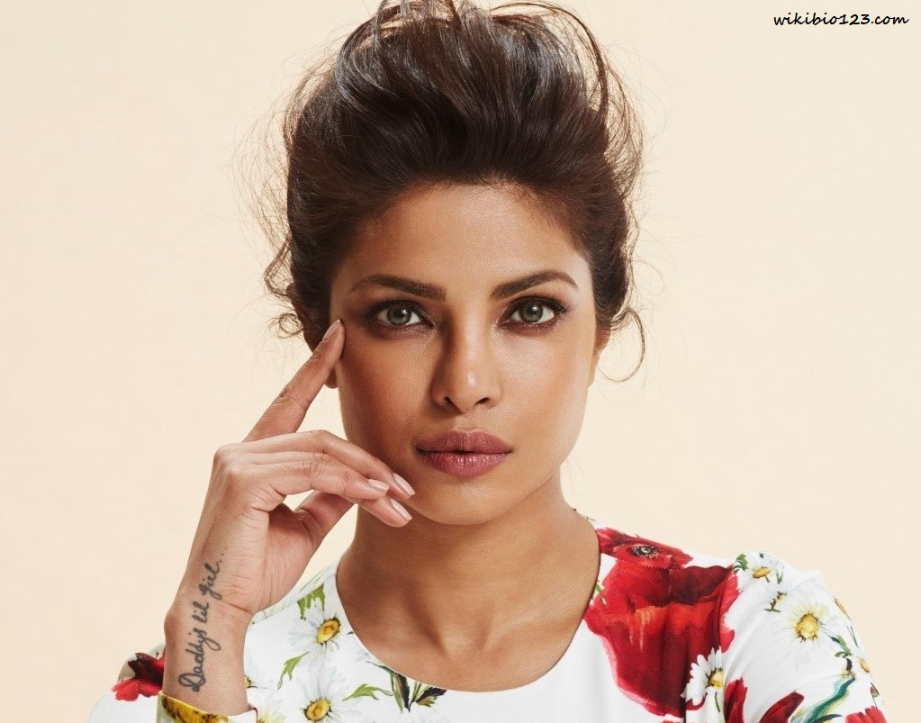 Priyanka Chopra wiki Bio Age Figure size Height HD Images Wallpapers Download