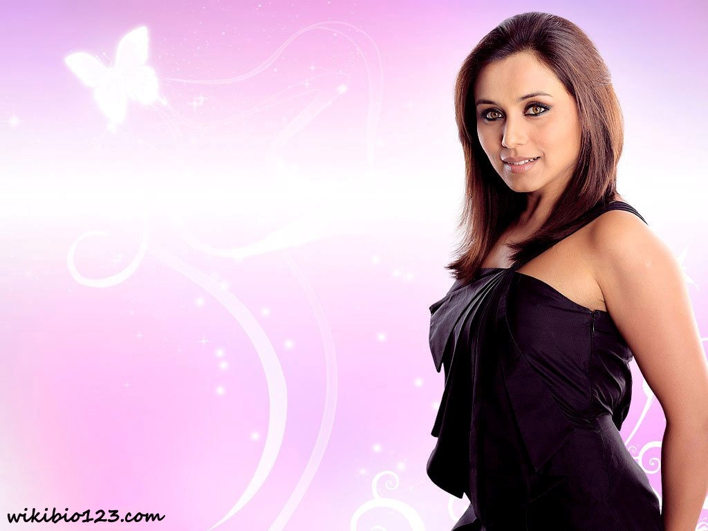 Rani Mukherji wiki Bio Age Figure size Height HD Images Wallpapers Download